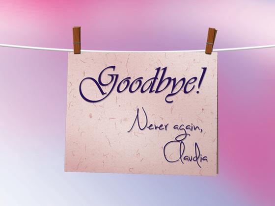 Buh Bye, M.S.
